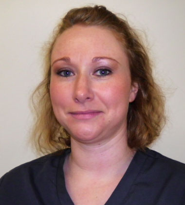 Madeleine Barlow (Assistant Podiatrist)